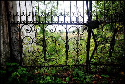 Vittskövle Garden Gate