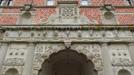 Voergaard Slot Dronninglund Denmark