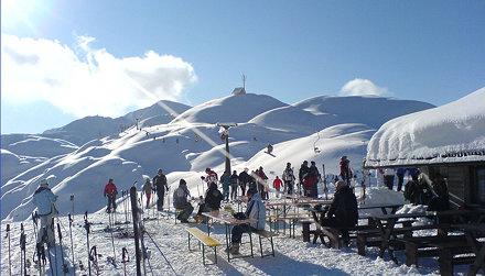 3m of snow at Vogel