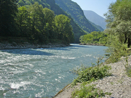 The Bzyb River