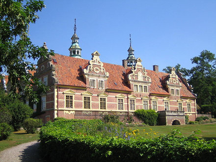 Vrams Gunnarstorp Castle 1633