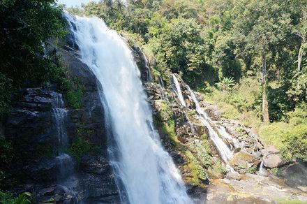 Wachirathan Falls, Doi Inthanon