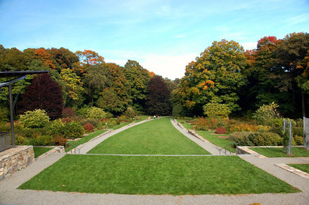 "Arnold Arboretum: Isn't this ""A"" lovely garden?"