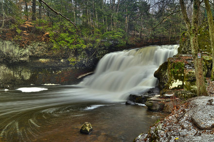 Wadsworth Falls State Park