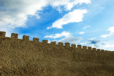 Mura // Ancient walls