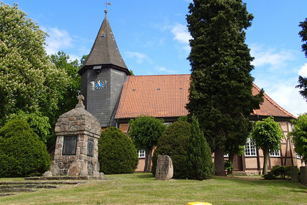 Church in Ostenholz