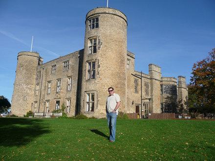 Walworth Castle, Sept 2011