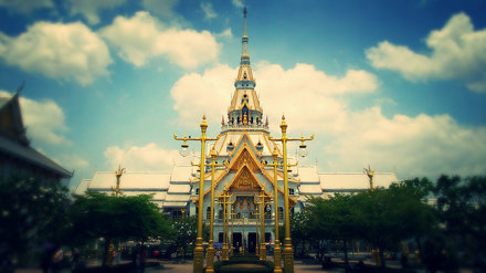 Sothon Wararam Worawihan Temple