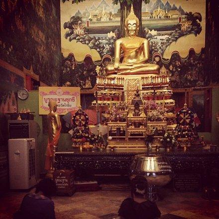 95% de la population thaï est bouddhiste