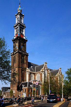 Westerkerk Amsterdam 03