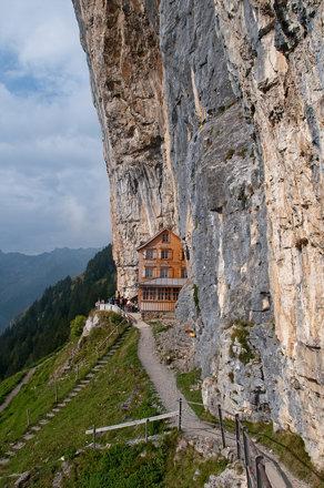 Mountain Restaurant Aescher-Wildkirchli