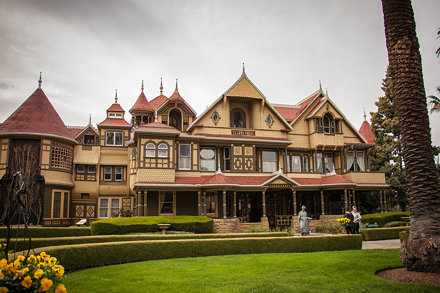 011 - 20150310 - Winchester Mystery House _MG_1268