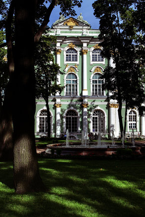 The Hermitage, Saint Petersburg