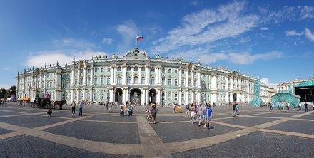 Panorama Hermitage