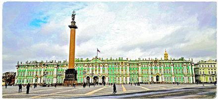 Hermitage, el museo más importante de San Petersburgo - Rusia