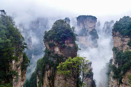 Wulingyuan National Park
