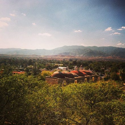 This is Oaxaca