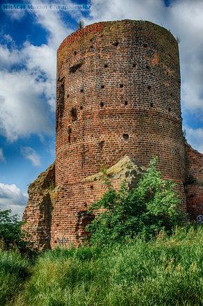 Baszta » Zamek Koło