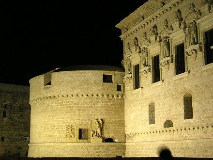 Corigliano D'Otranto il castello