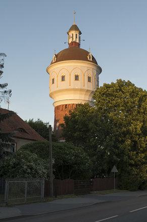 Water tower, 20.06.2017.