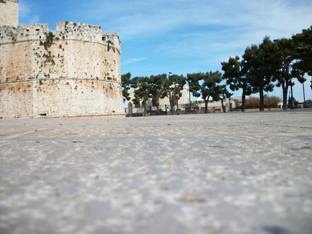 Castello, Torre Poligonale