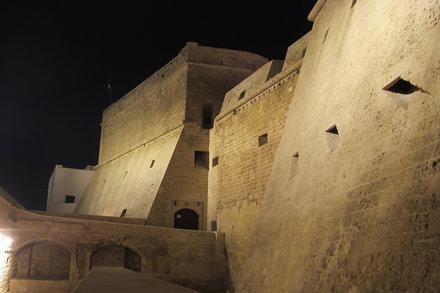 Castello Angioino - Mola di Bari