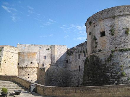 Otranto - Castello (1481)
