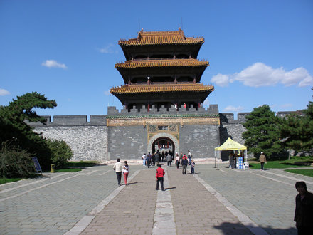 Zhao Ling Tombs - Shenyang - China