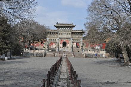 Zhao Mausoleum (Qing dynasty) (昭陵)
