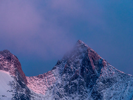Wildkarspitze - Salzburg - AT - 3073 m