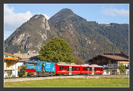 Zillertalbahn, 21.Okt 2011