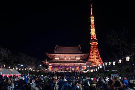 増上寺 Zojoji