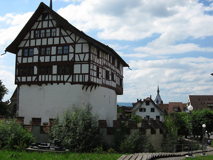 Zug: Burg
