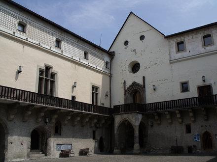 Zvolen Castle, Zvolen, Slovakia