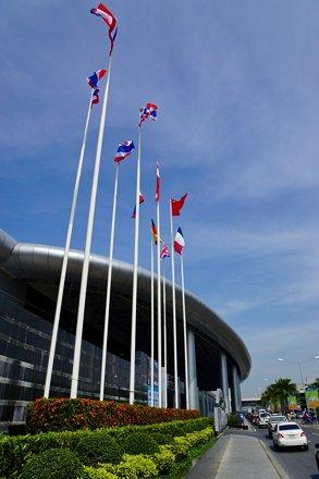 IMPACT Challenger Exhibition Hall at Muang Thong Thani