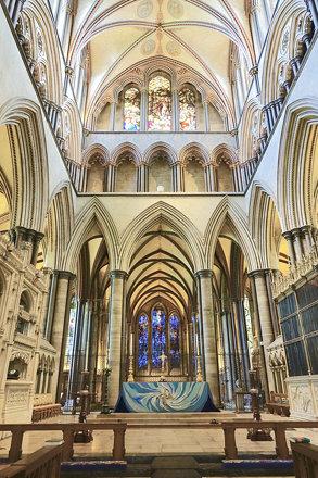 Sanctuary Salisbury Cathedral
