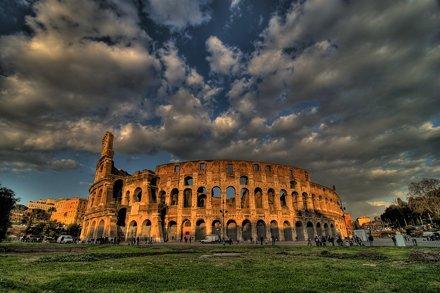 Amazing Colosseum