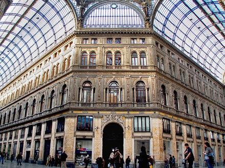 Naples - Simmetry