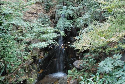 """Female Waterfall"" at Nanushi-no-taki Park"