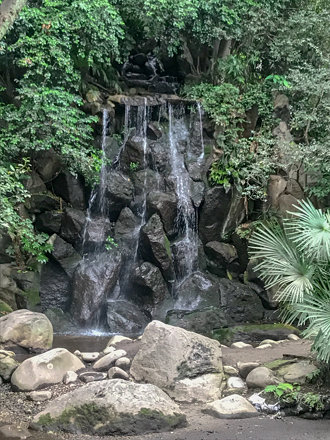 名主の滝公園 男滝