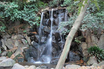 """Male Waterfall"" in Nanushi-no-Taki Park"