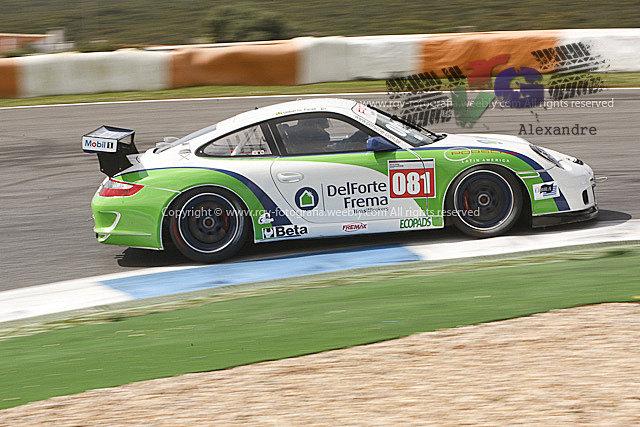 Gilberto Farah @ Porsche GT3 Cup Challenge